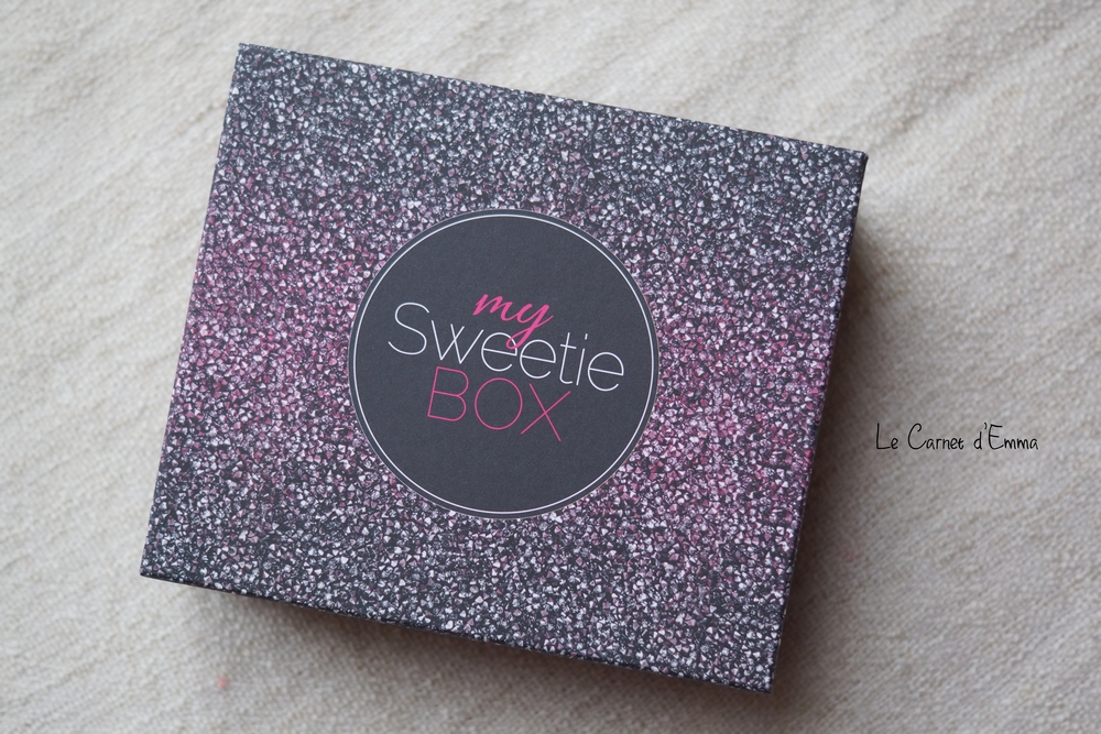 My Sweety Box février, box beauté