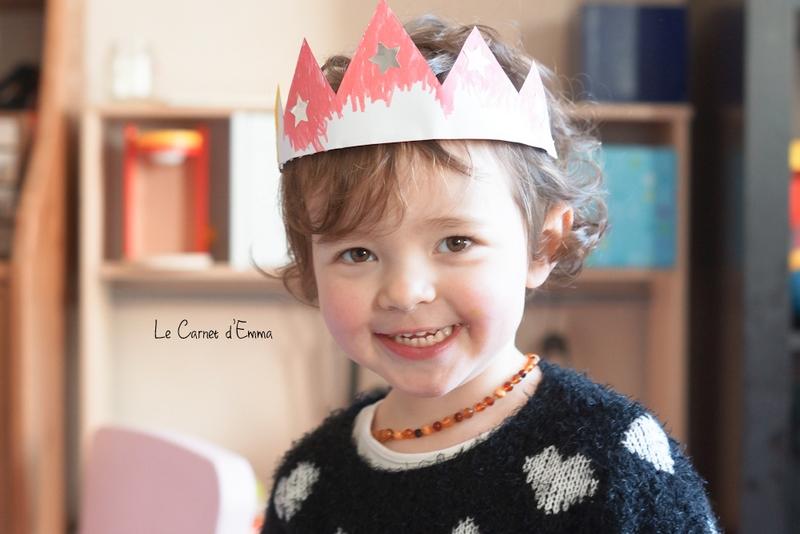 Les p'tites bricoles, activité manuelle, prince et princesse, enfant