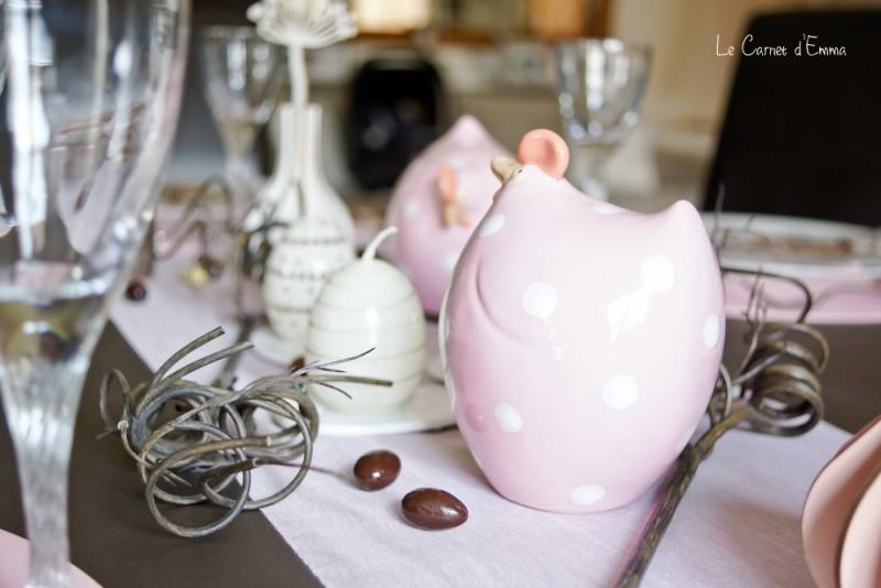 décoration de table, sweet table, décoration, Pâques