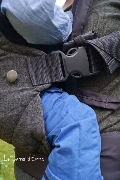 Porte bébé infantino flip ergo 4 en 1. Portage