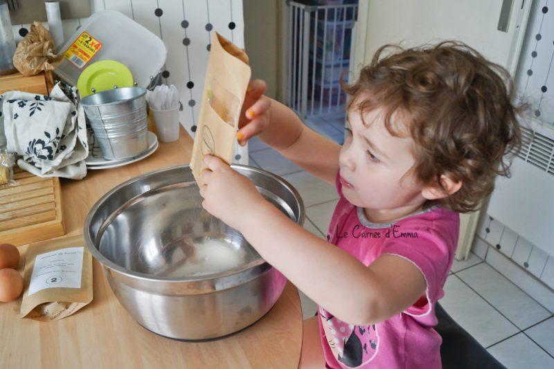 mayummybox juin pâtisserie, box, gourmande, atelier culinaire