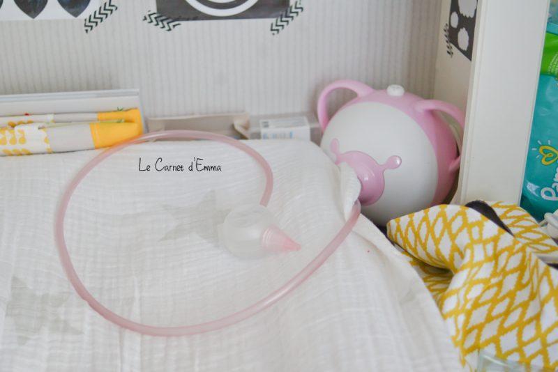 mouche bébé électronique puériculture, nosiboo