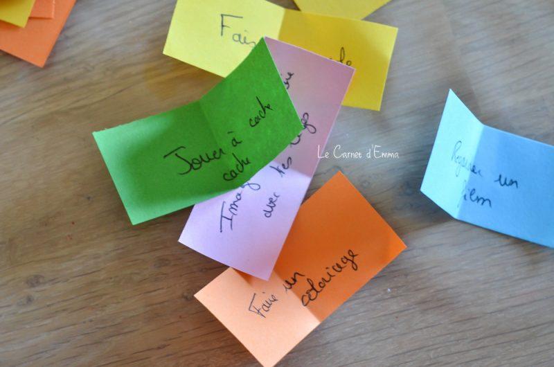 100 idées d'activités pour occuper les enfants pendant les vacances activités manuelles Activités créatives Bocal à idées