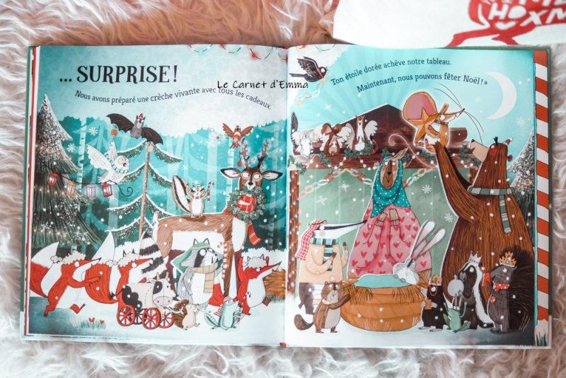 Sélection de livre de noël pour les enfants. Lecture en famille et histoire du soir pour attendre Noël
