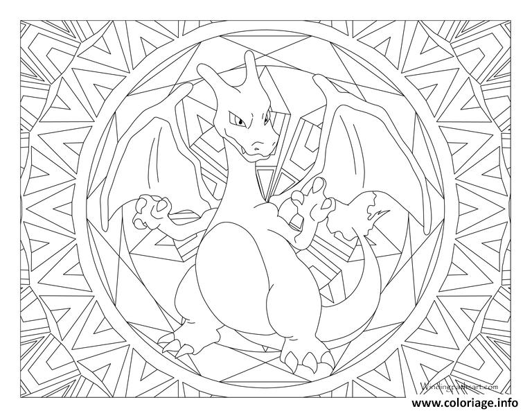 coloriage pokemon à télécharger gratuitement et à imprimer
