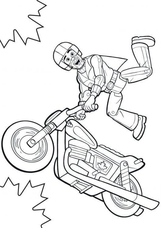 coloriage toy story enfant
