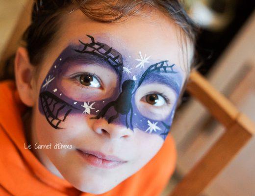 Maquillage Ebook Halloween