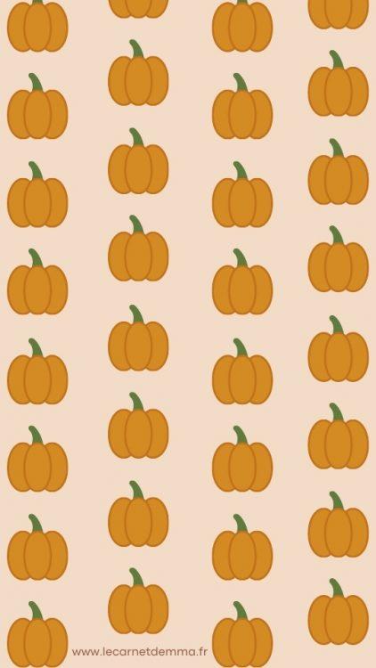 Fond d'écran automne téléphone